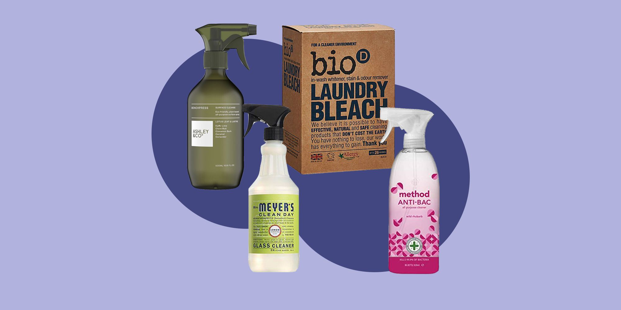 The Best Eco Friendly Cleaning Products