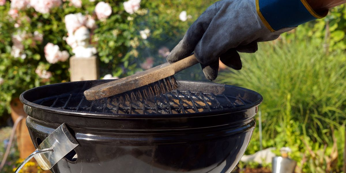 How To Clean A Barbecue - 12 BBQ Cleaner Hacks