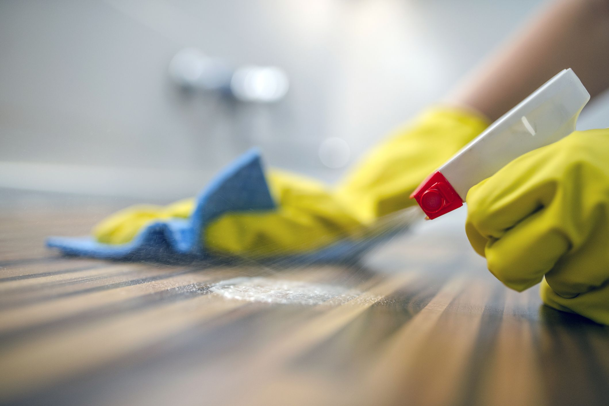 The 10 filthiest areas in your home have been uncovered in a new study