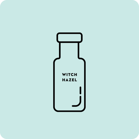 does witch hazel disinfect surfaces