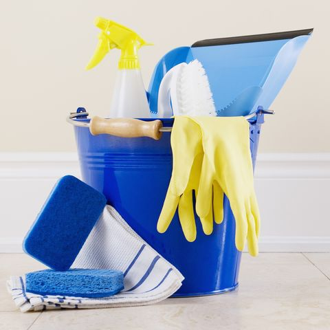 first mother's day gifts - cleaning service