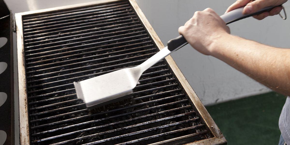 Лучшие средства для чистки гриля от пригоревших и жирных решеток