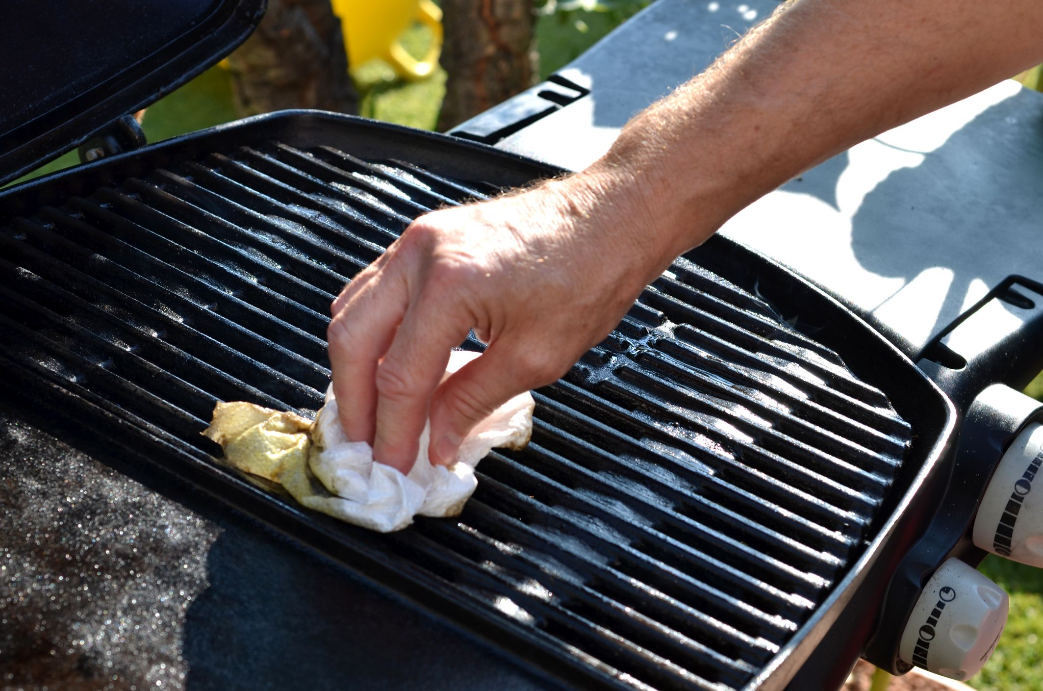 How To Clean A Grill Bbq Cleaning Guide