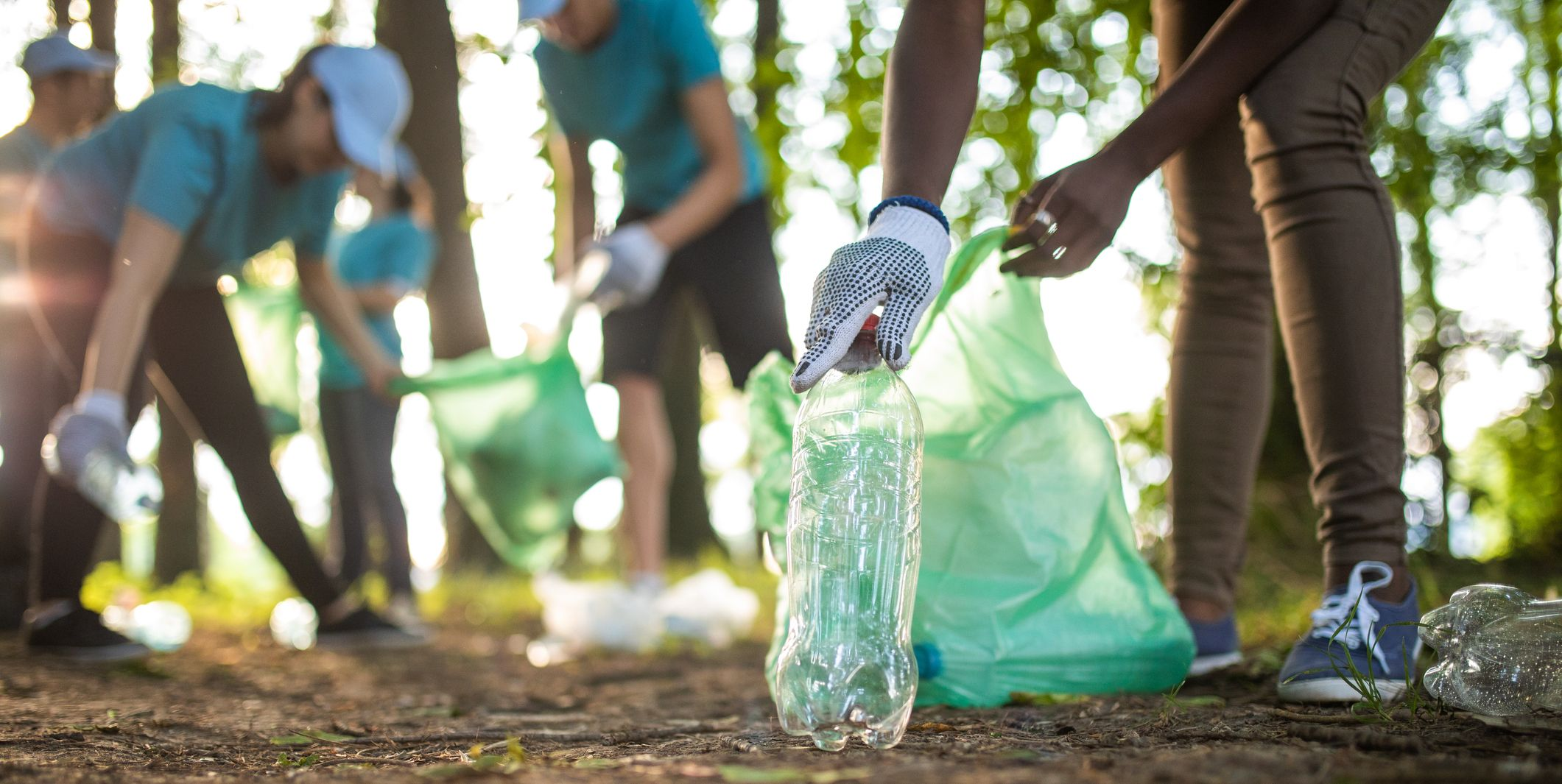 The Great British Spring Clean is calling on people all across the UK to help with plastic waste