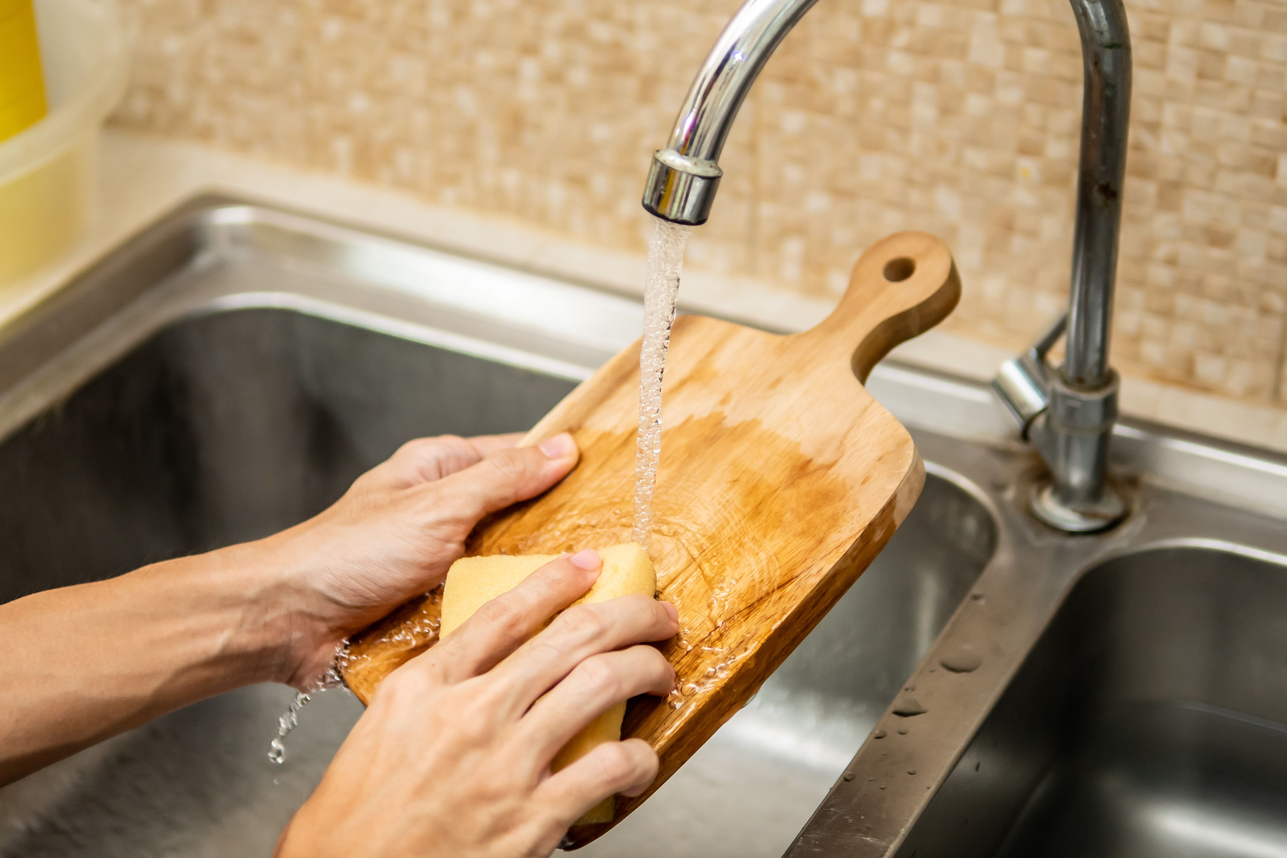 How To Clean A Wooden Cutting Board Plus Any Cutting Board