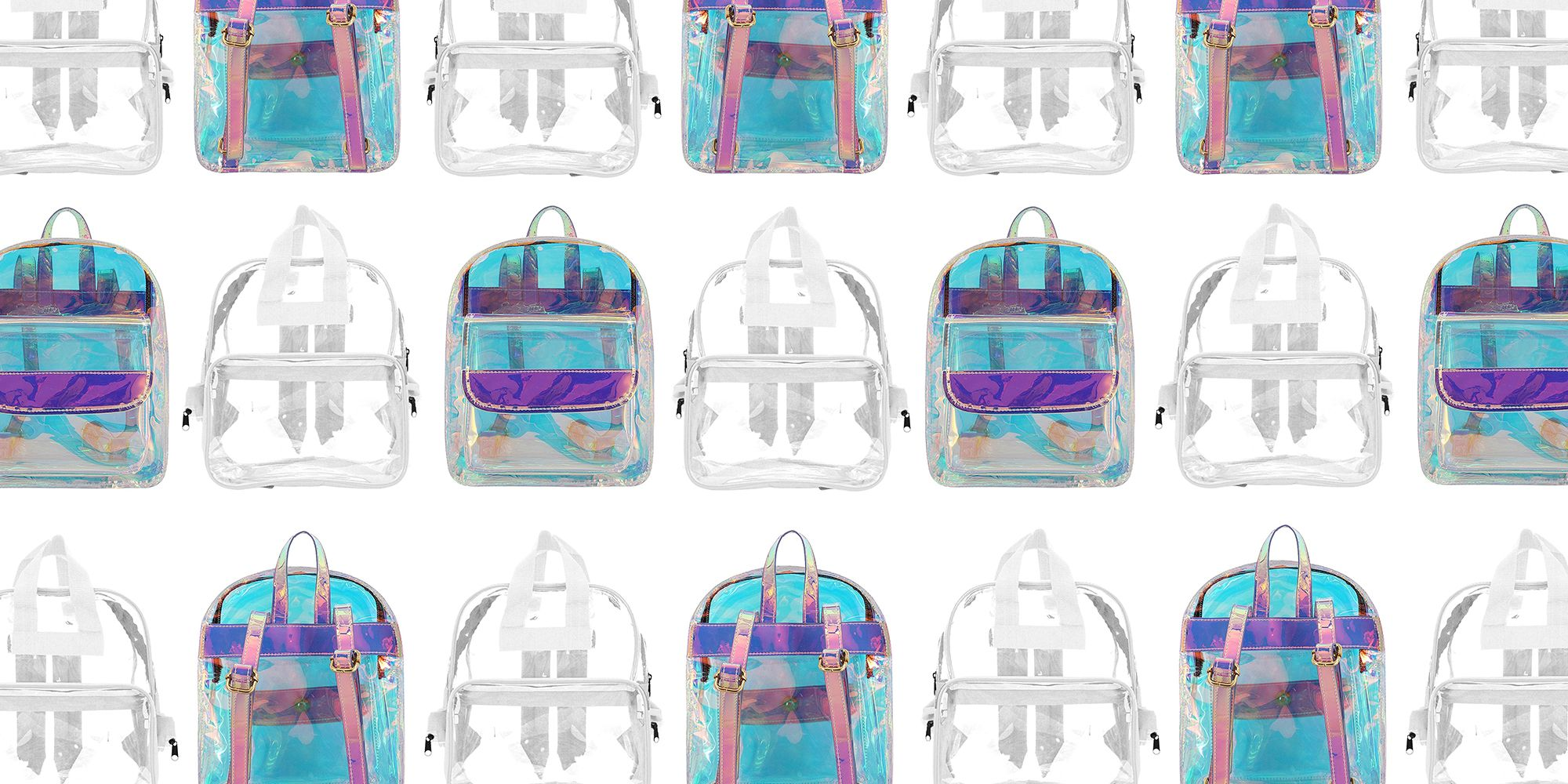 f997ae11926f 9 Cute Clear Backpacks for Back to School 2018 - Clear Bookbags for Kids