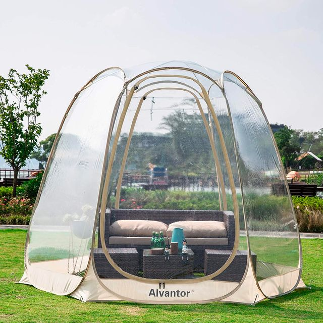 aalvantor clear bubble tent