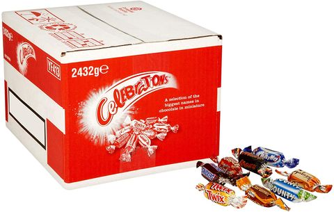 Amazon Is Selling A 2.5kg Case Of Celebrations For Just £12.99 For Black Friday