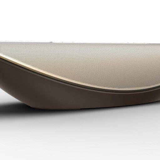 Product, Beige, Table, Bowl, Bathtub, Furniture, Automotive exterior, Rectangle, Metal, Leather,