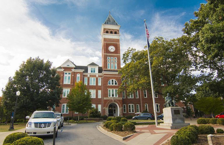 25 Most Beautiful College Campuses In The South ...