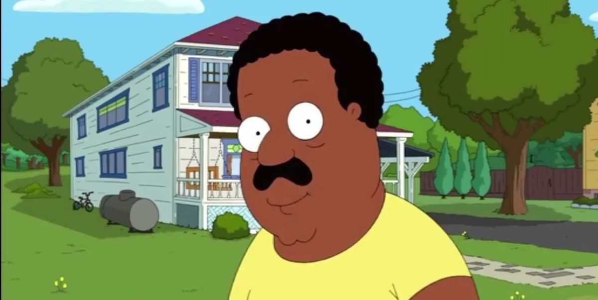 The Wire star starts campaign to join Family Guy as new voice of Cleveland Brown