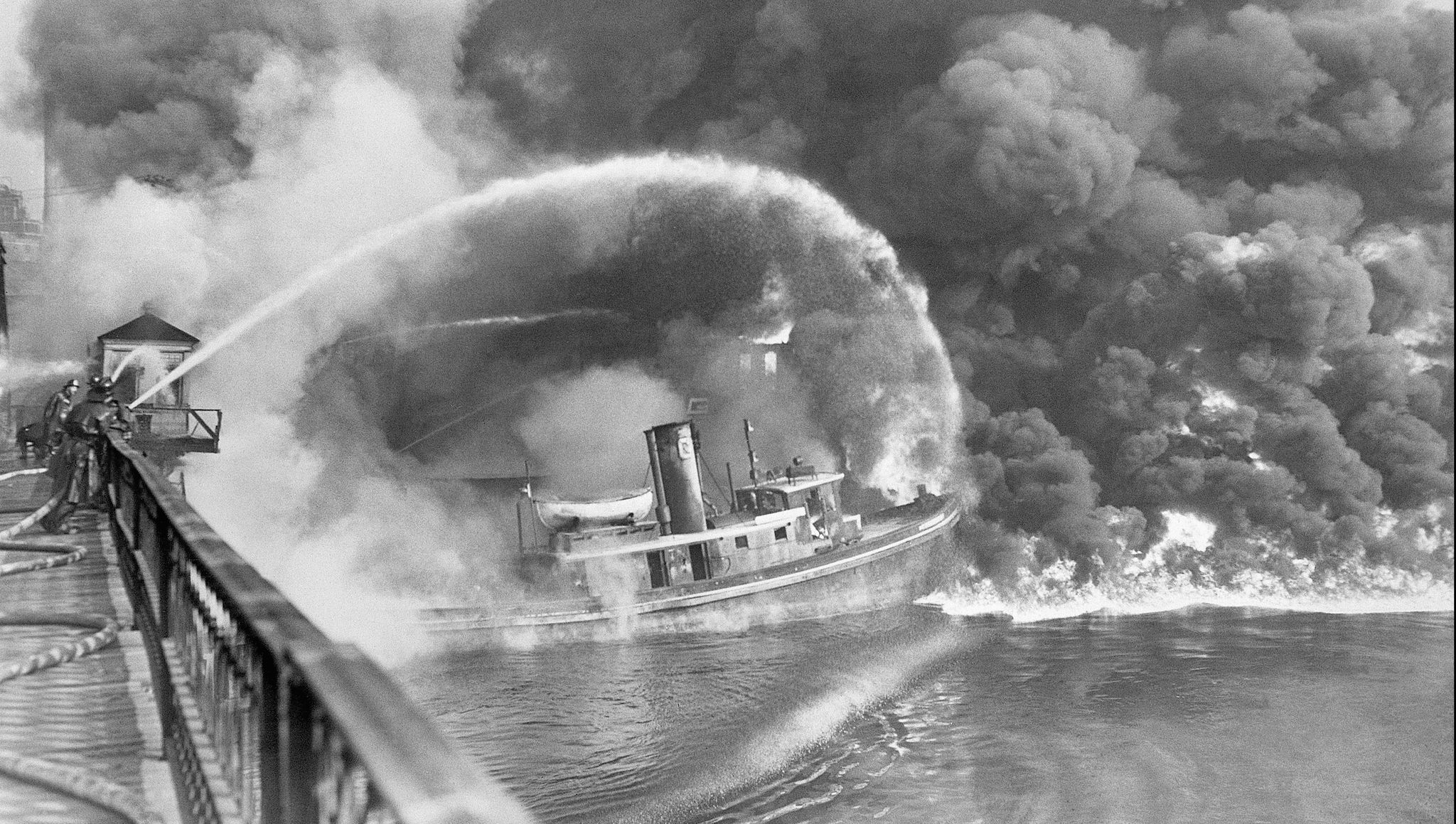Smoke on the Water: 50 Years After the Cuyahoga Fire