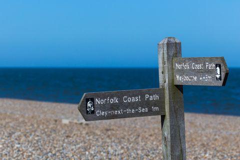 norfolk beaches