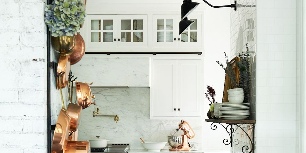How To Make Your Kitchen Feel Like It's In The French Countryside