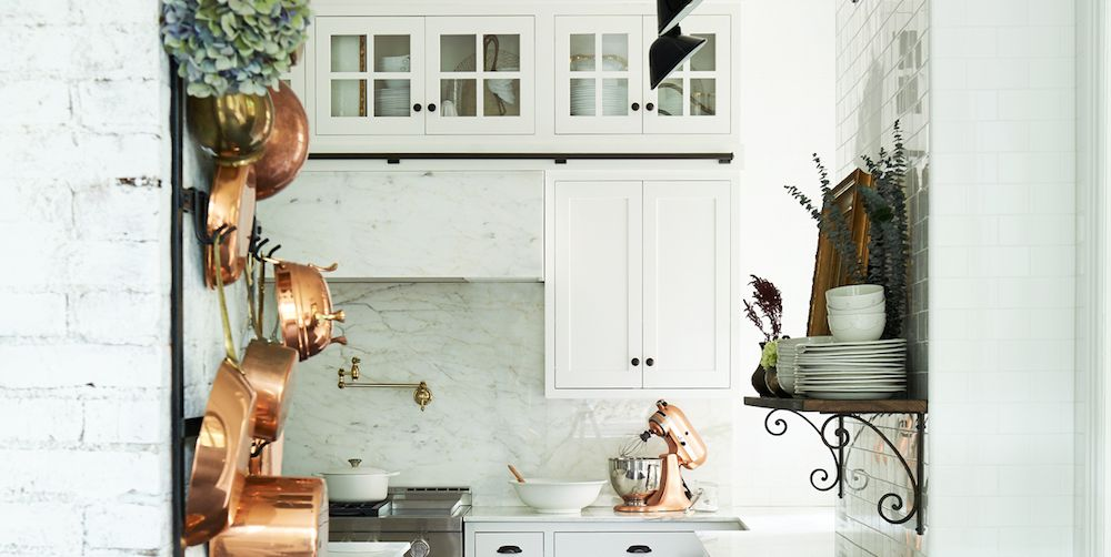 13 Chic French Country Kitchens Farmhouse Kitchen Style Inspiration