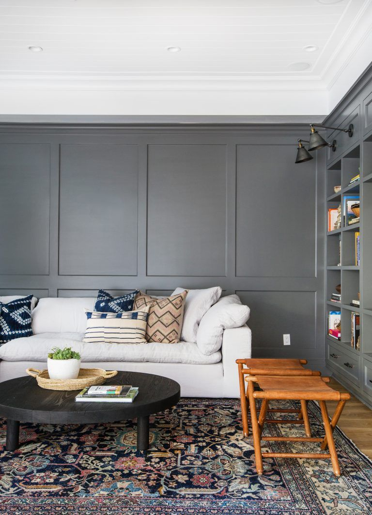 The Gray Paint Colors Designers Swear By
