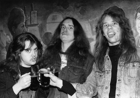 una de las muertes más curiosas del rock