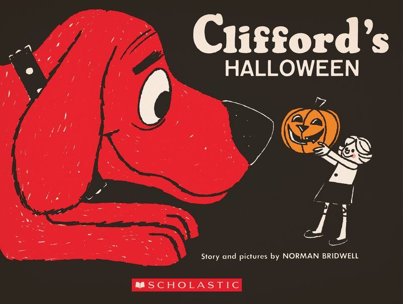 halloween books for kids clifford's halloween