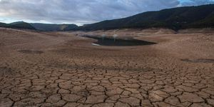 SPAIN-CLIMATE-WEATHER-DROUGHT
