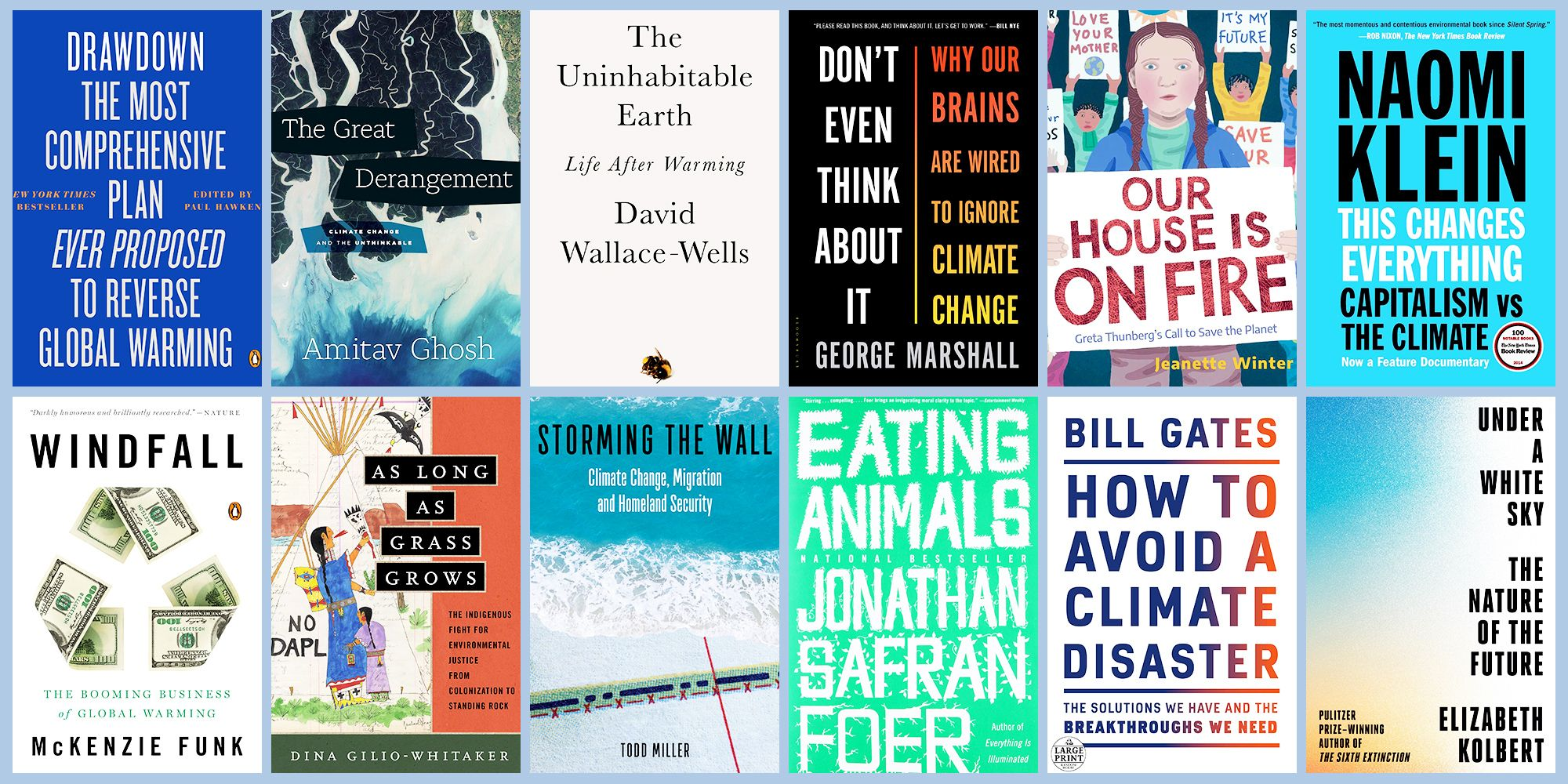 These 15 Books on Climate Change Are Essential Reading