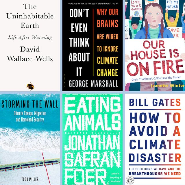 best climate change books