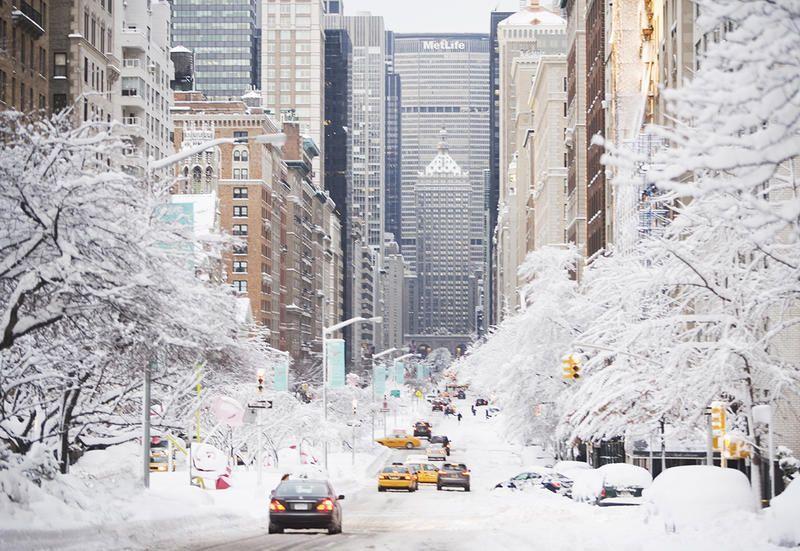 NYC migliori posti per collegare