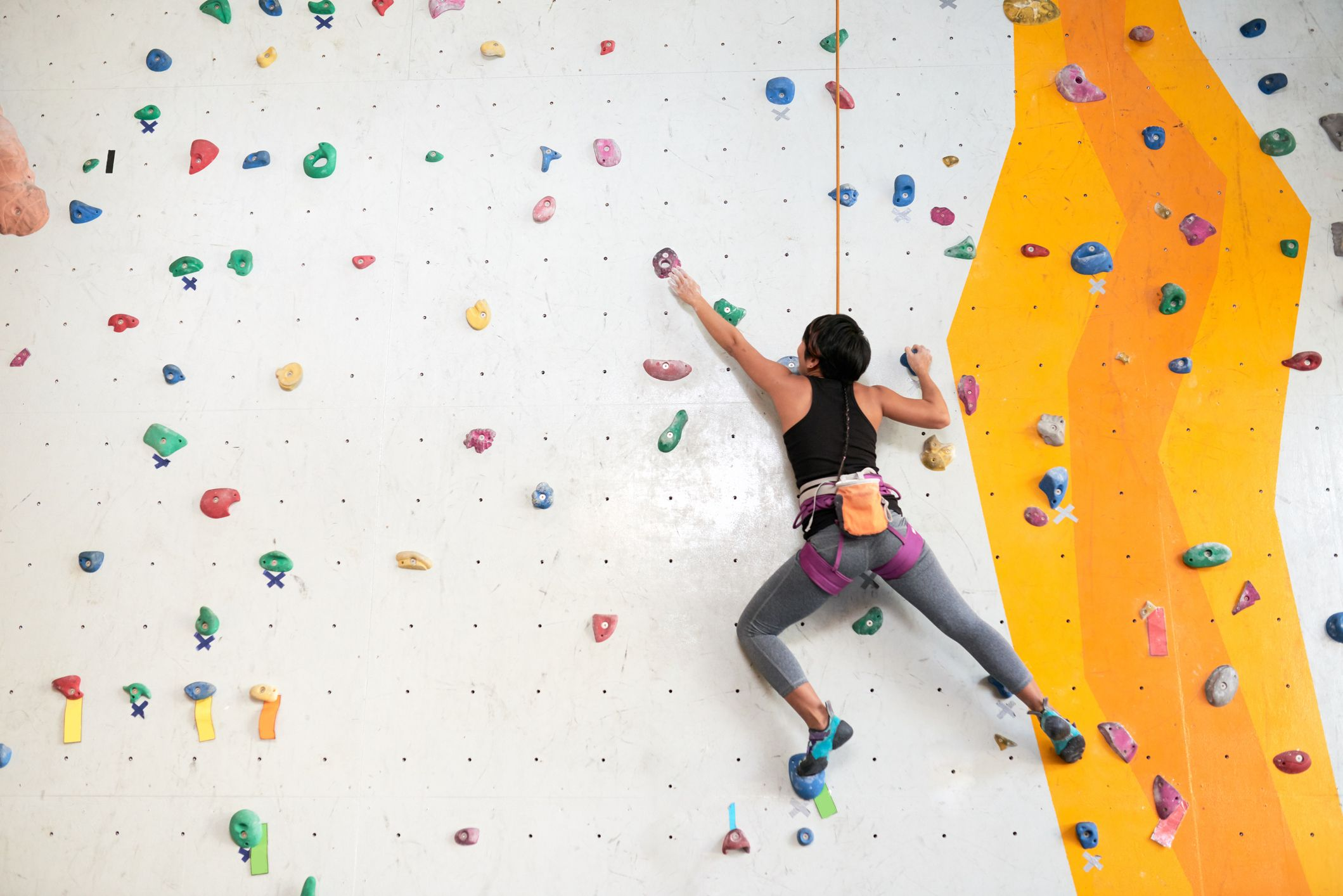 The Best Way To Build Strength For Your Rock-Climbing Workout