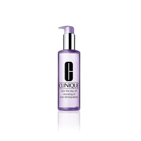 Clinique cleansing oil