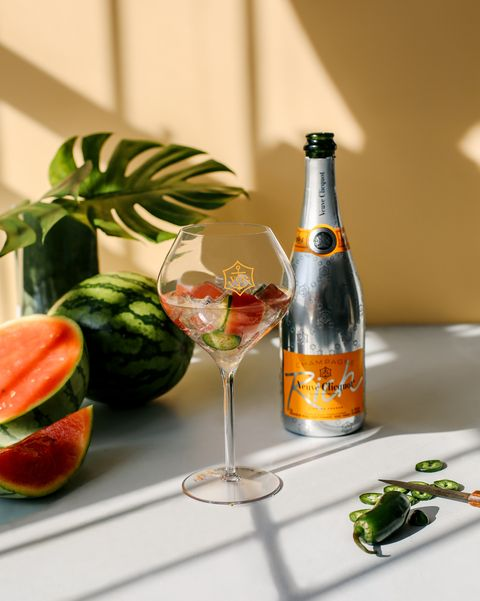Image result for Watermelon Jalapeño Clicquot Rich