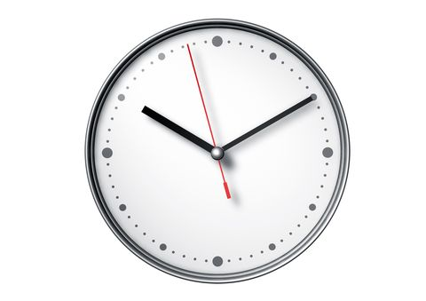clock, watch, time, seconds, minutes, hours