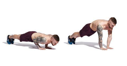 Arm, Leg, Human body, Human leg, Elbow, Shoulder, Wrist, Joint, Physical fitness, Waist,