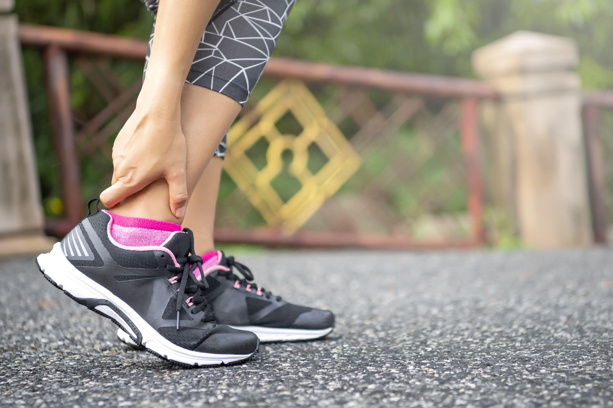 Achilles Heel Injury Achilles Tendinitis