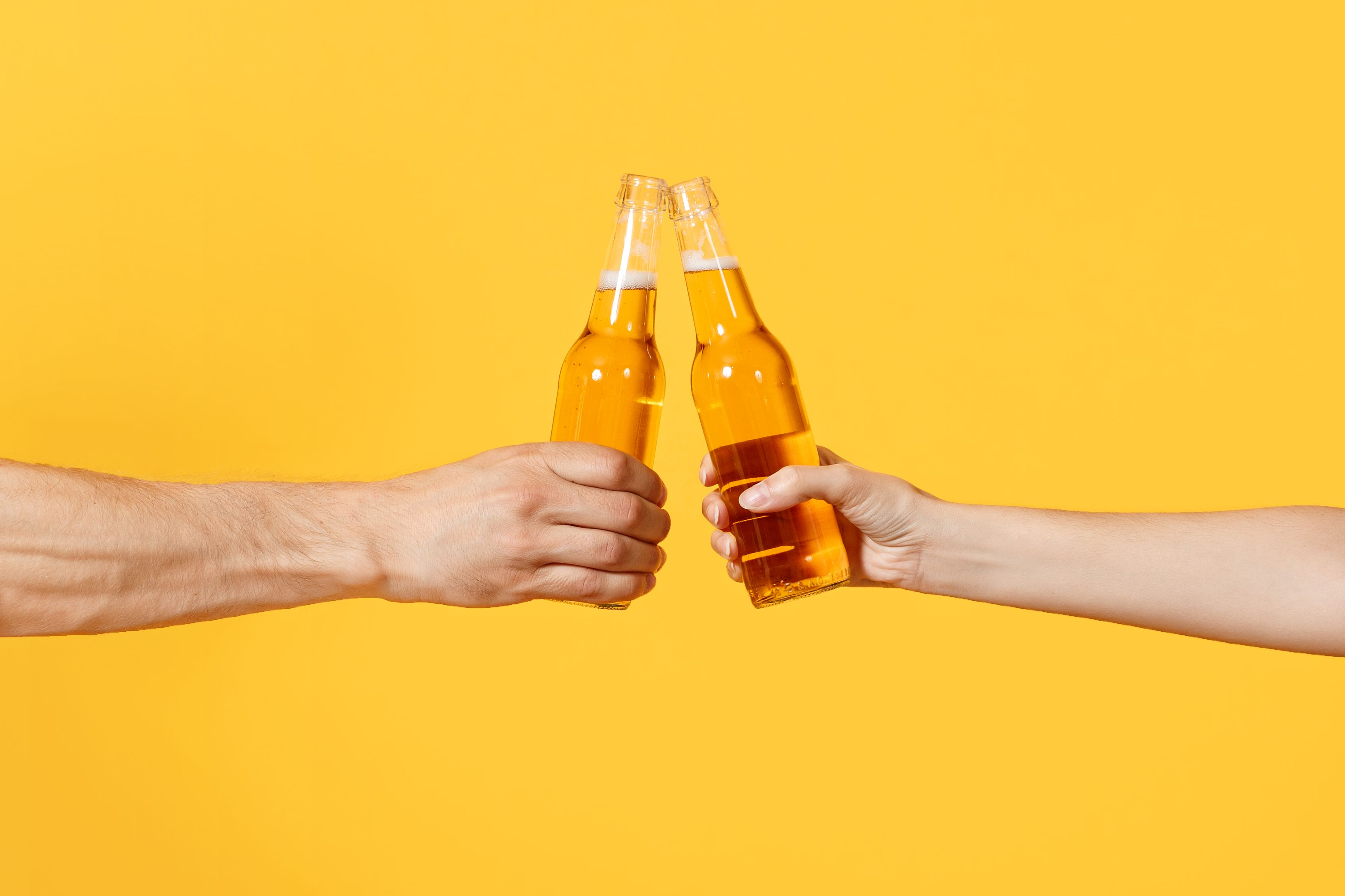 can i drink beer and lose fat