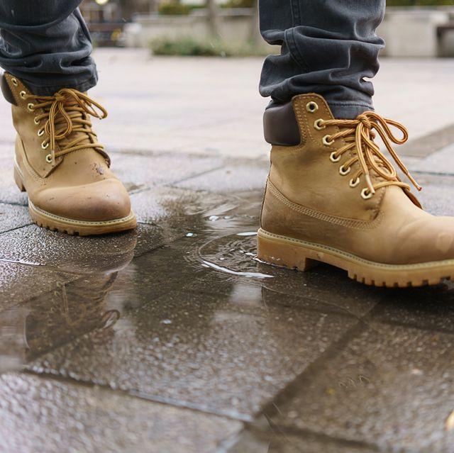 botas impermeables