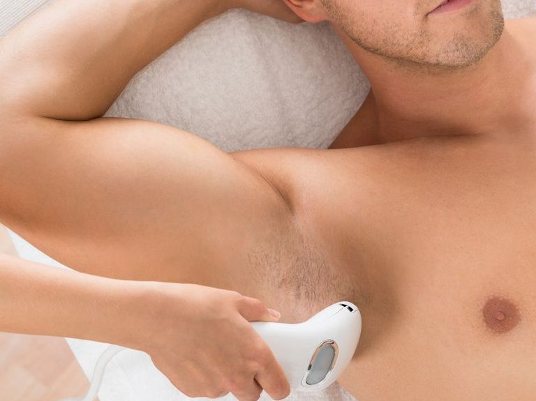 Laser Hair Removal Guide For Men Cost And Procedure Explained