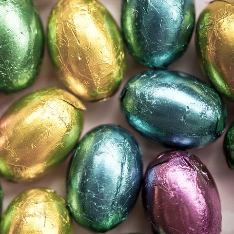 Aldi easter chocolate eggs