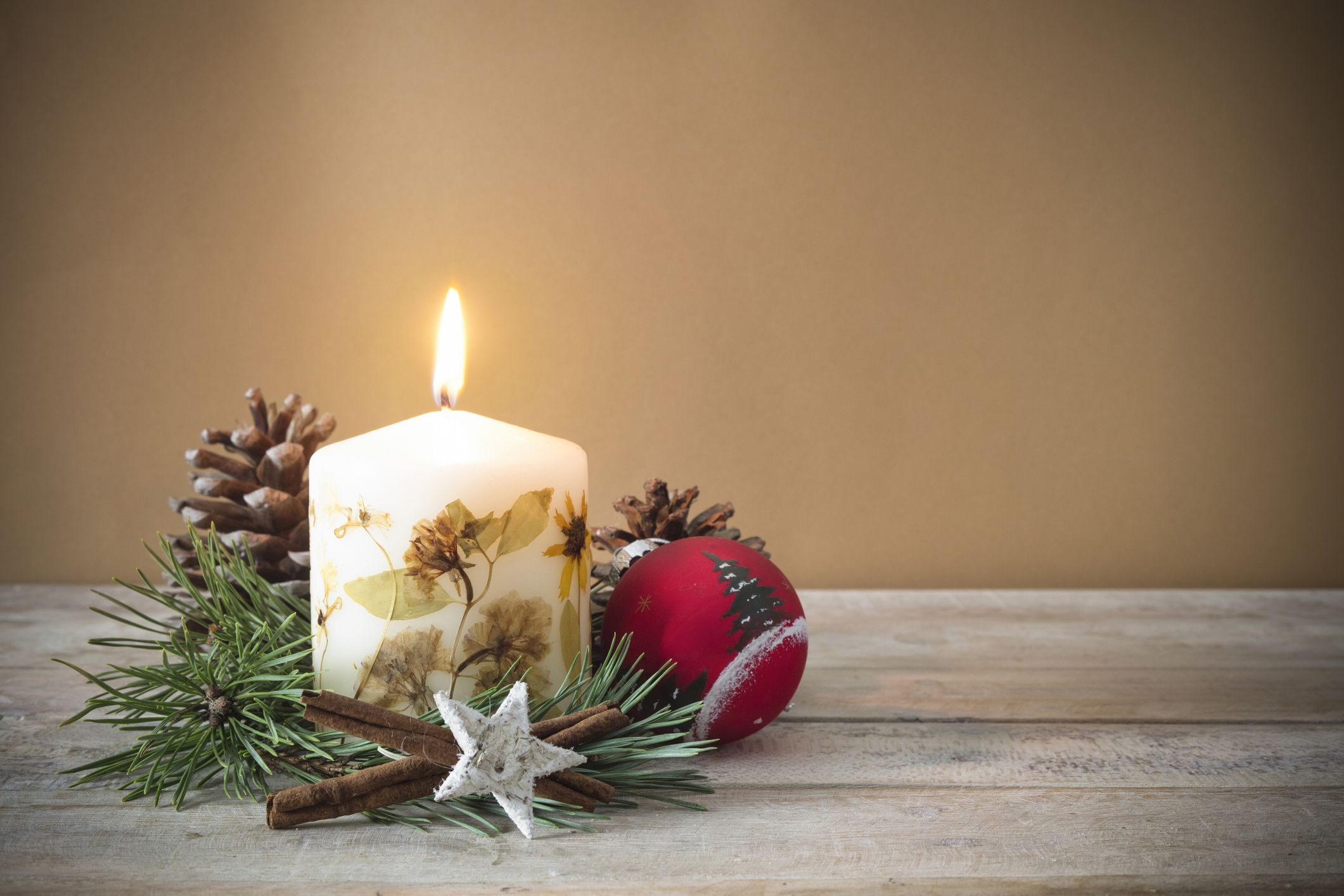 The best scented candles for the festive season