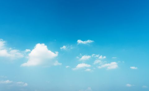 close up of clouds