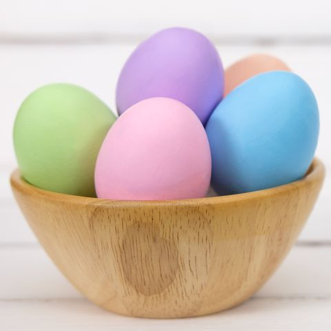 natural egg dye colors
