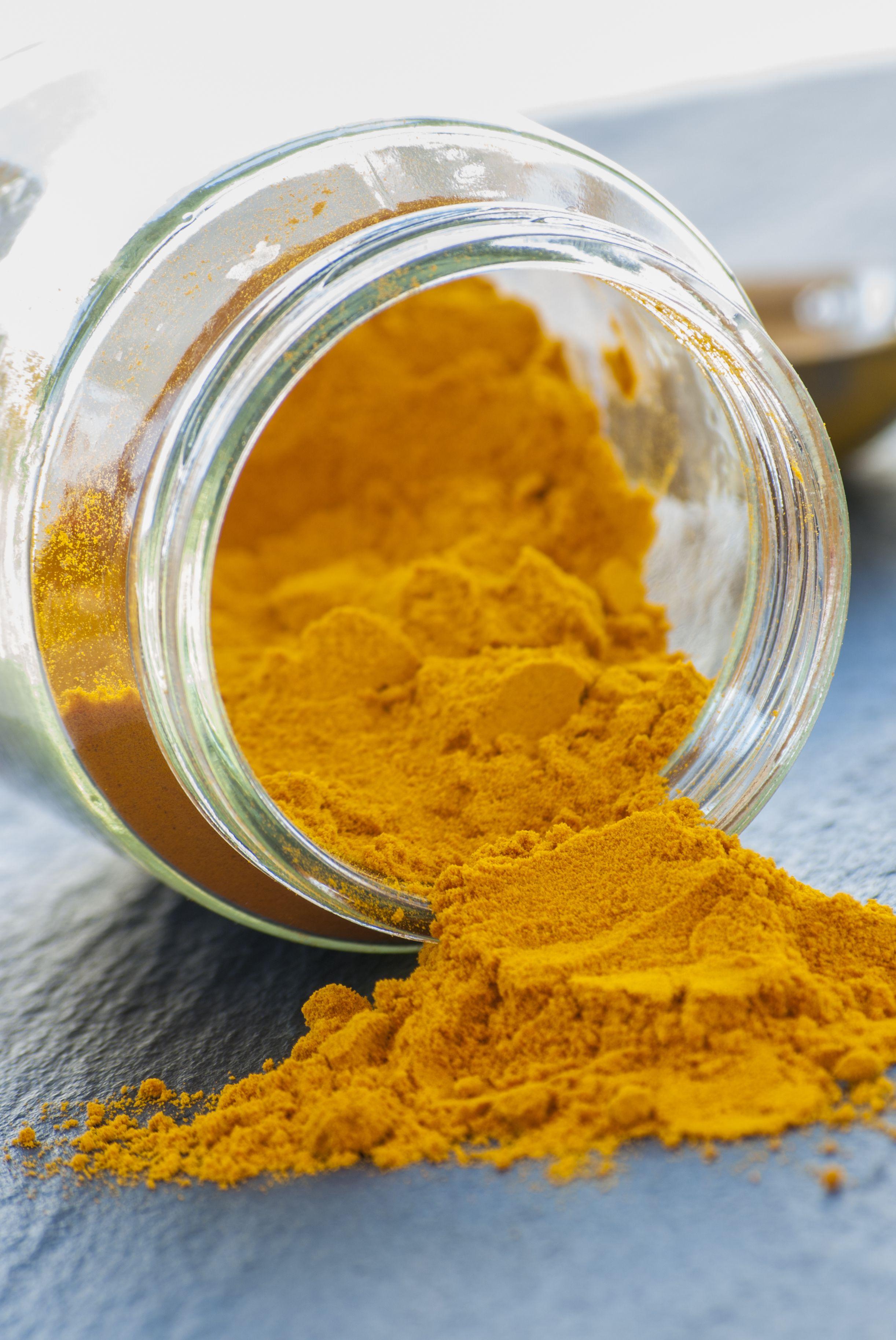 turmeric powder spice