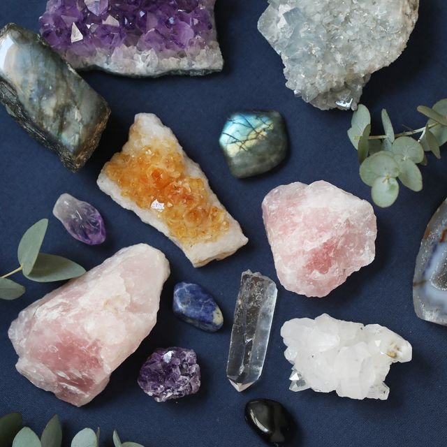 The Meaning Behind the Most Popular Crystals