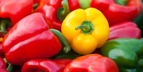 Bell Peppers - Types of Peppers