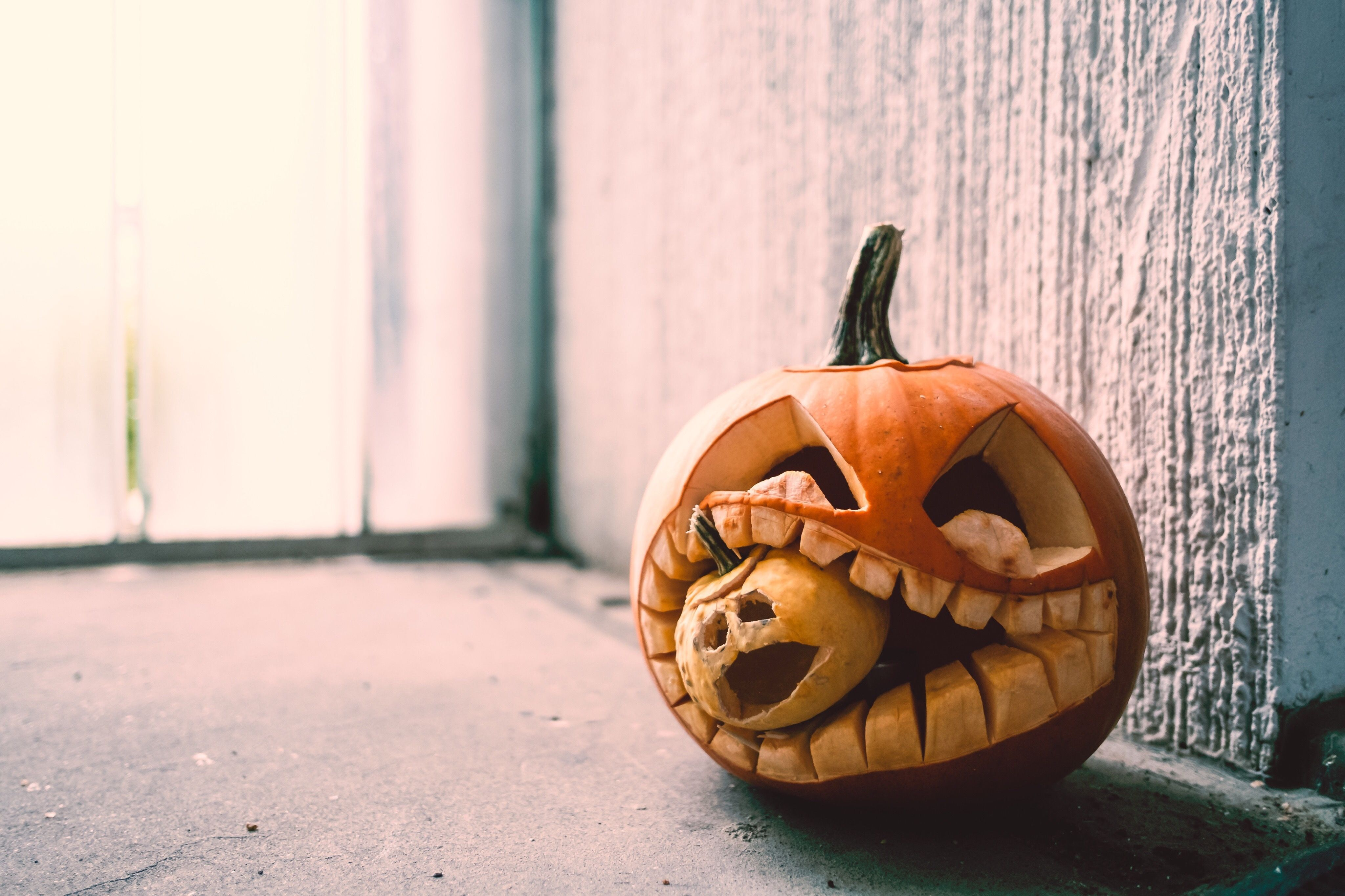 50 Cool Pumpkin Carving Designs , Creative Ideas for Jack,O