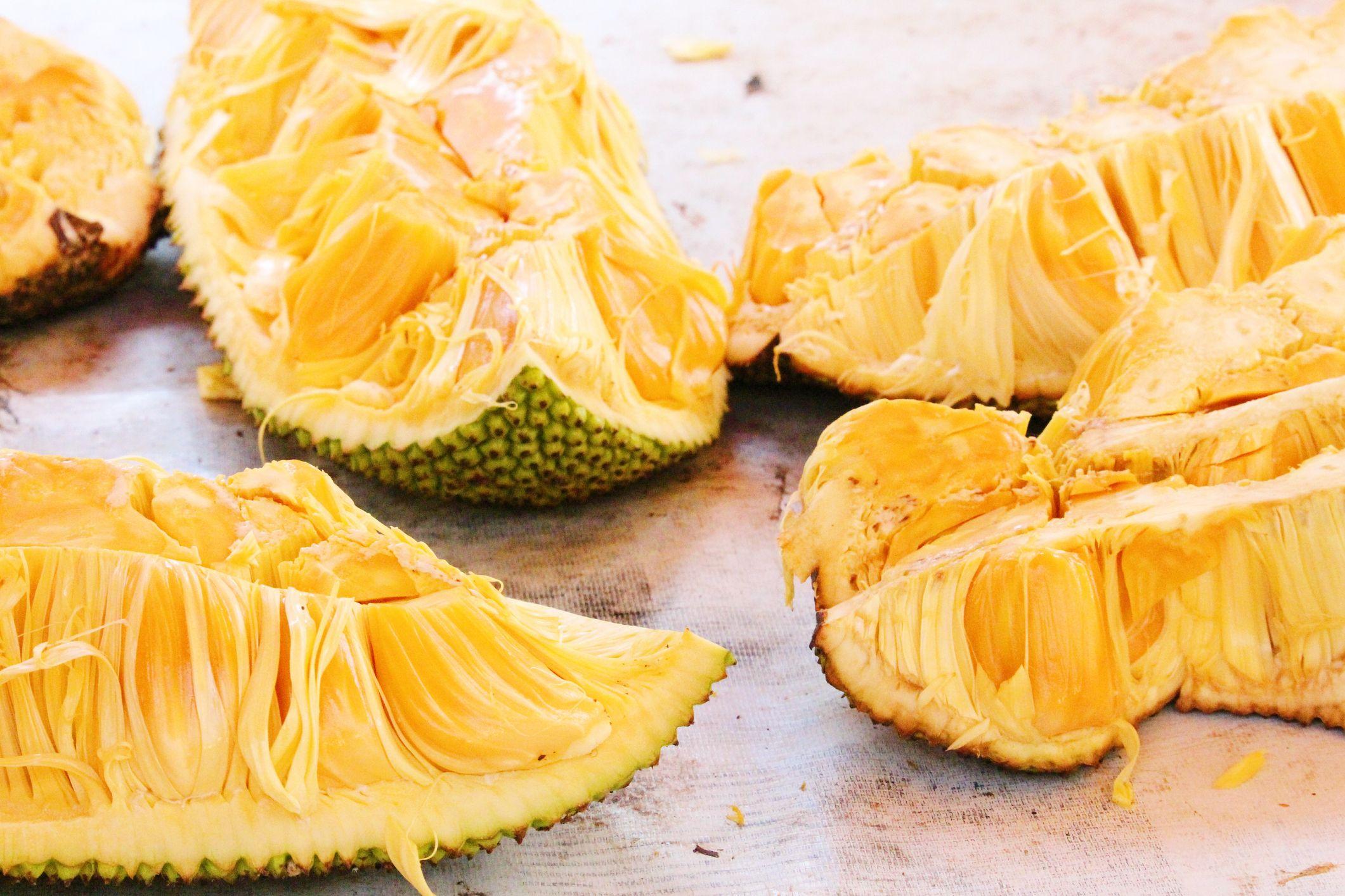 Close-Up Of Jackfruit