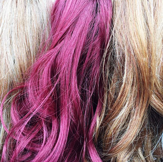 13 Best At Home Temporary Hair Color Temporary Non Permanent