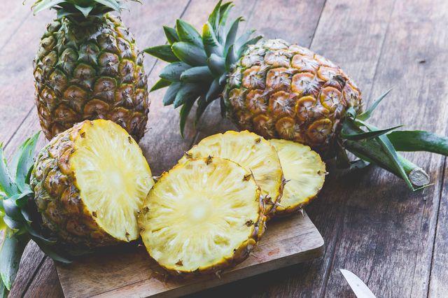 パイナップル ダイエット 効果 減量
