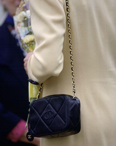 diana's chanel handbag