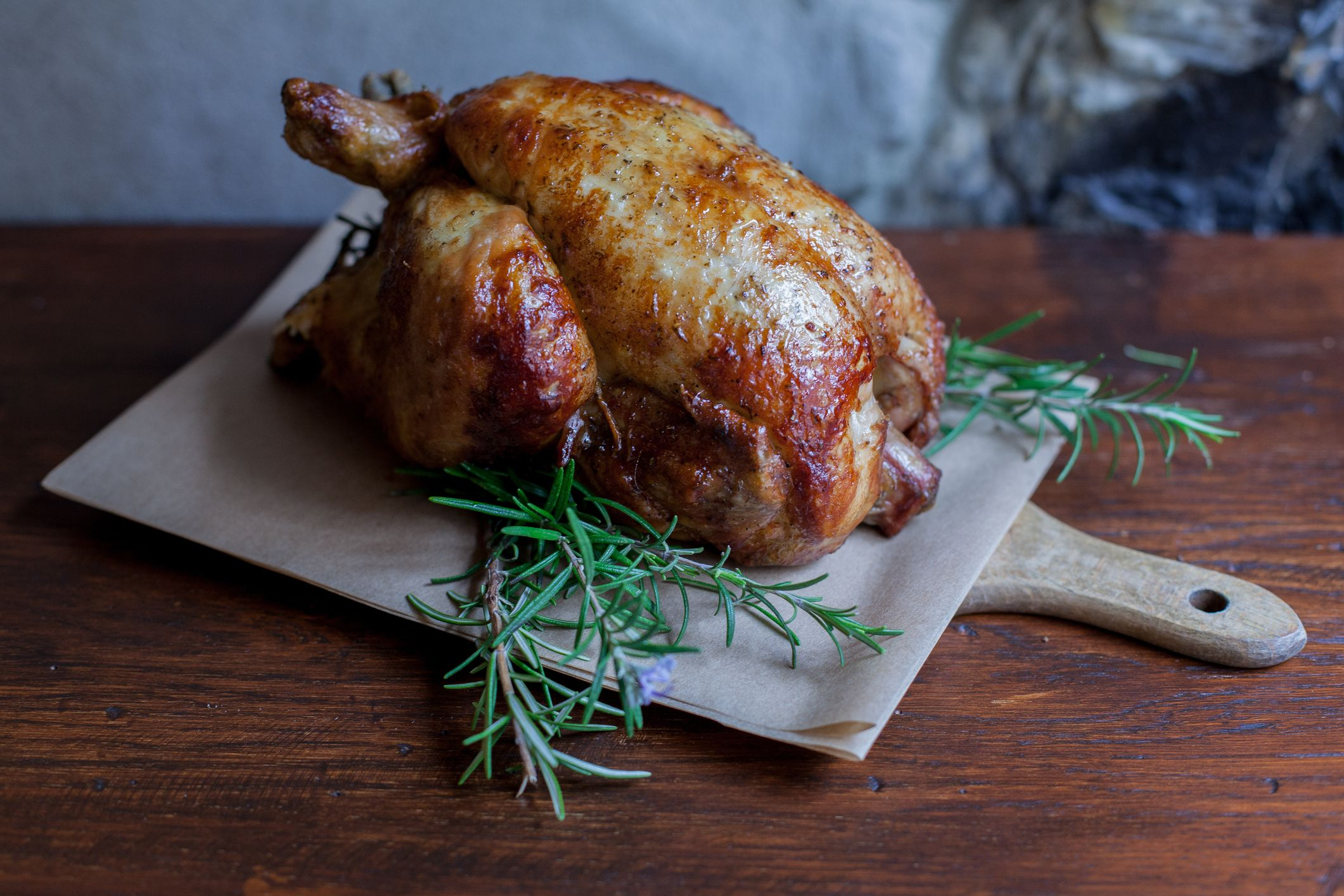 The Ultimate Roasted Whole Chicken