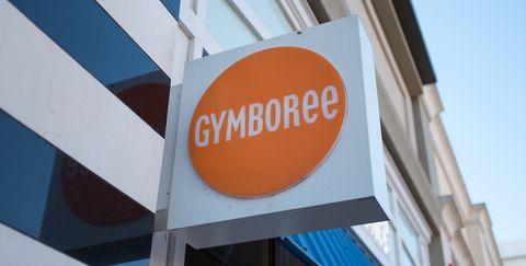 gymboree closing