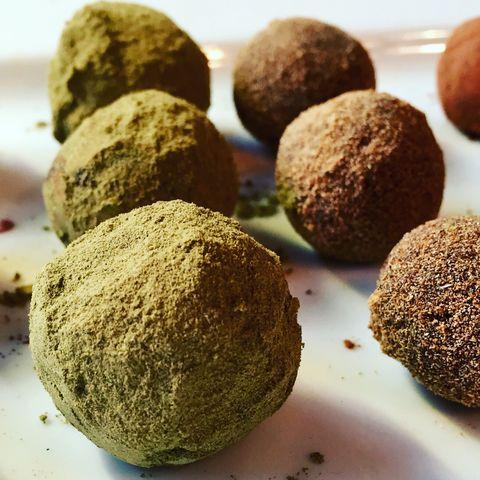 protein balls:best snacks high in protein